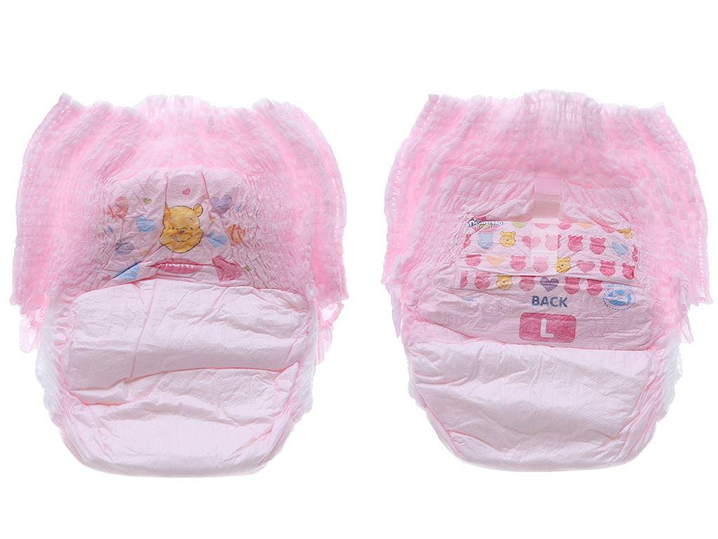 Tã quần Mamypoko Extra Soft bé gái size L 28 miếng (cho bé 9 - 14kg) 3