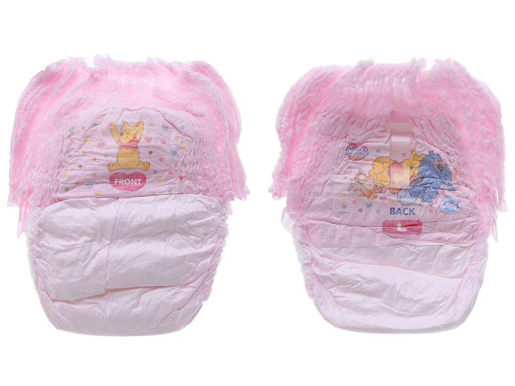 Tã quần Mamypoko Extra Dry Skin bé gái size L 52 miếng (cho bé 9 - 14kg) 3