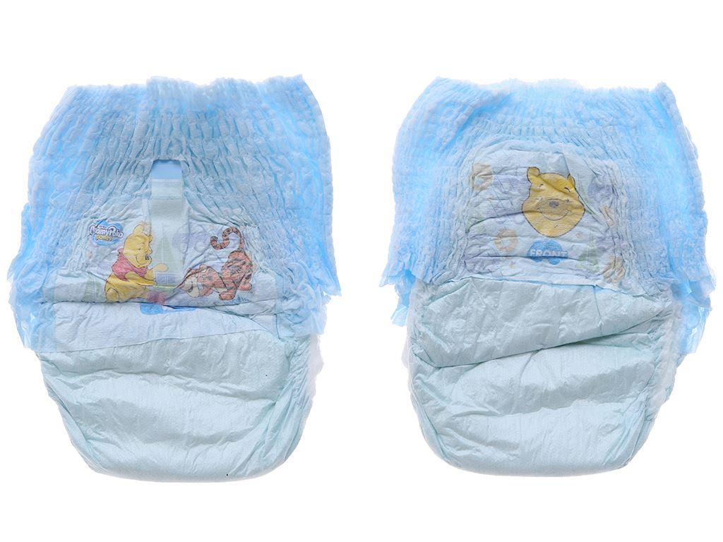 Tã quần Mamypoko Extra Dry Skin bé trai size L 52 miếng (cho bé 9 - 14kg) 3