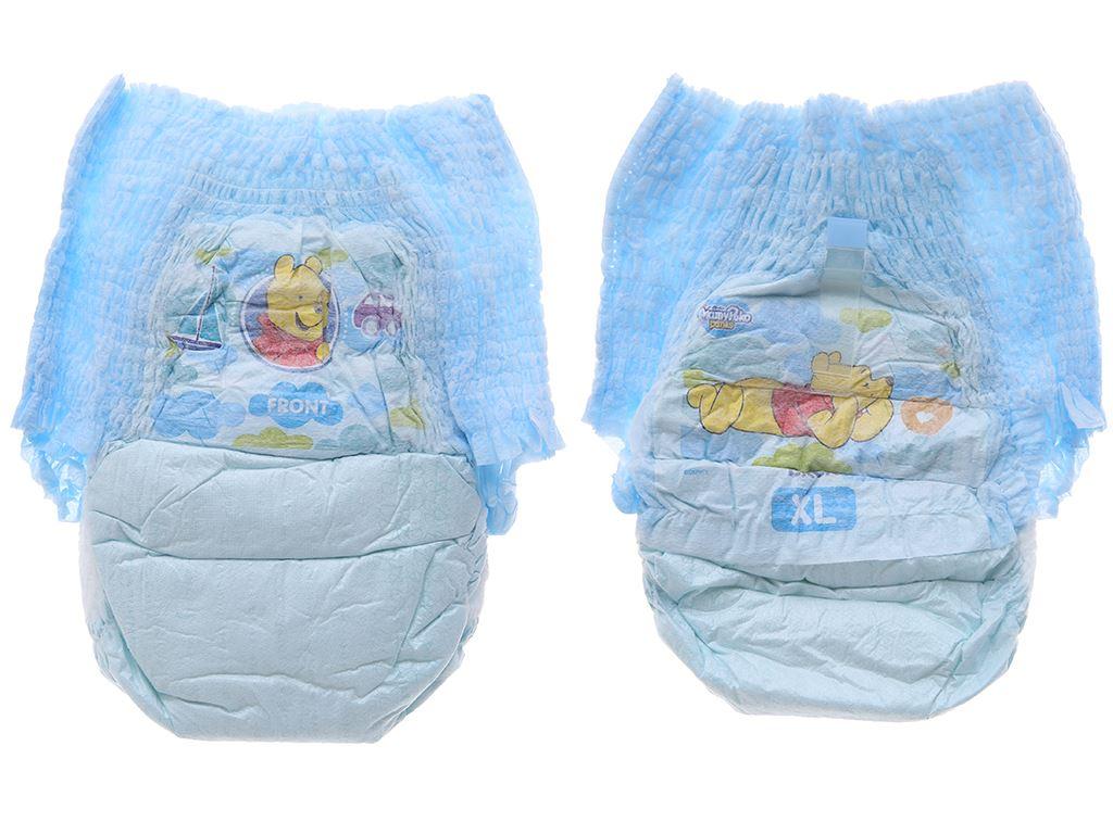 Tã quần Mamypoko Extra Dry Skin bé trai size XL 24 miếng (cho bé 12 - 17kg) 3