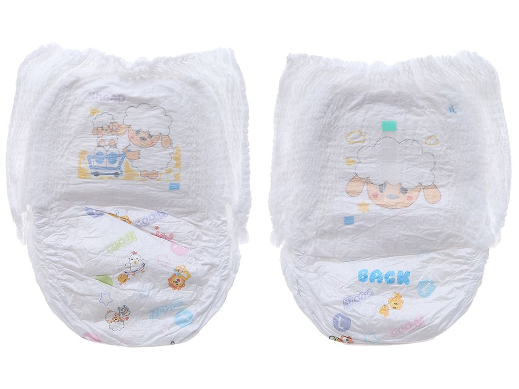 Tã quần Goo.n Excellent Soft size L 26 miếng (cho bé 9 - 14kg) 3
