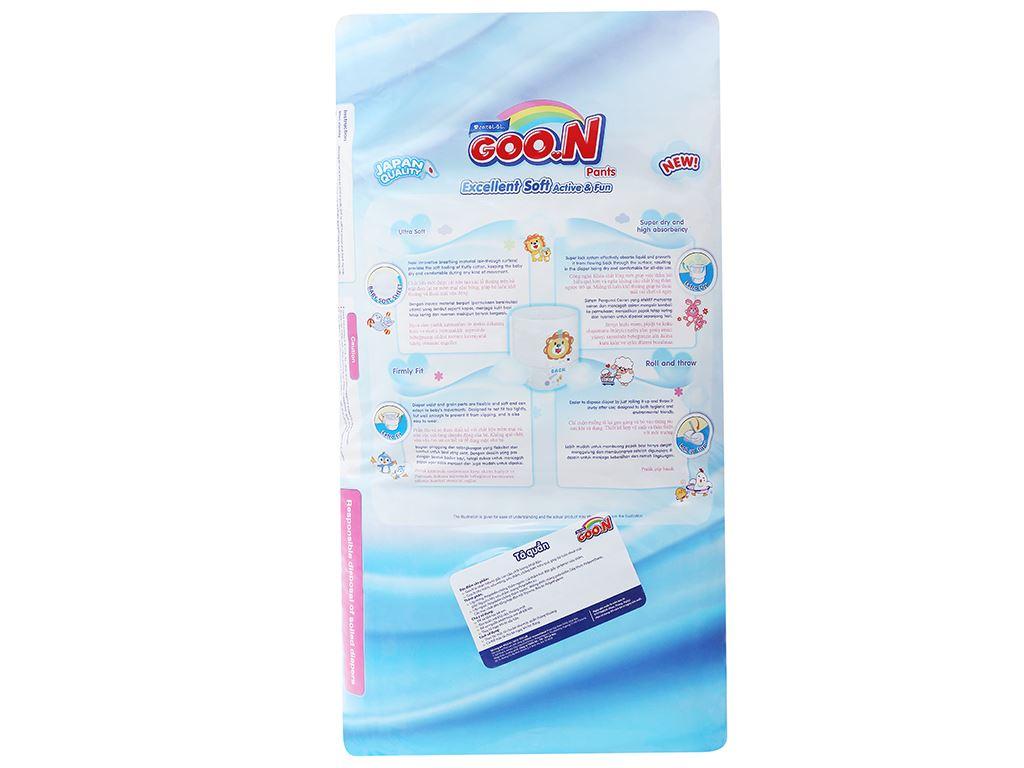 Tã quần Goo.n Excellent Soft size XXL 34 miếng (cho bé 15 - 25kg) 2