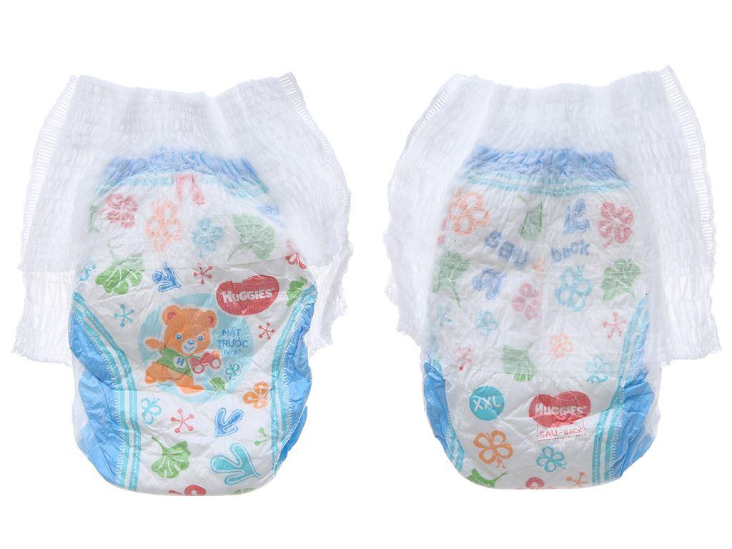 Tã quần Huggies Dry size XXL 56 miếng (cho bé 15 - 25kg) 4