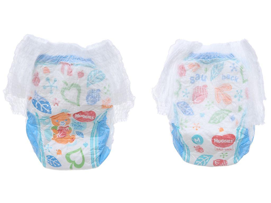 Tã quần Huggies Dry Size M 74 miếng (cho bé 6 - 11kg) 3