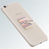 Móc dán điện thoại OSMIA RingCK036 Viền Hồng