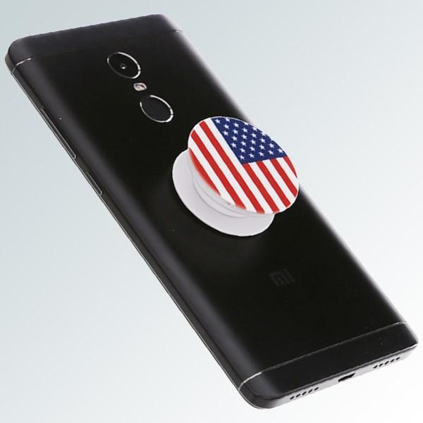 Đế dán điện thoại OSMIA POP001 Cờ Đỏ
