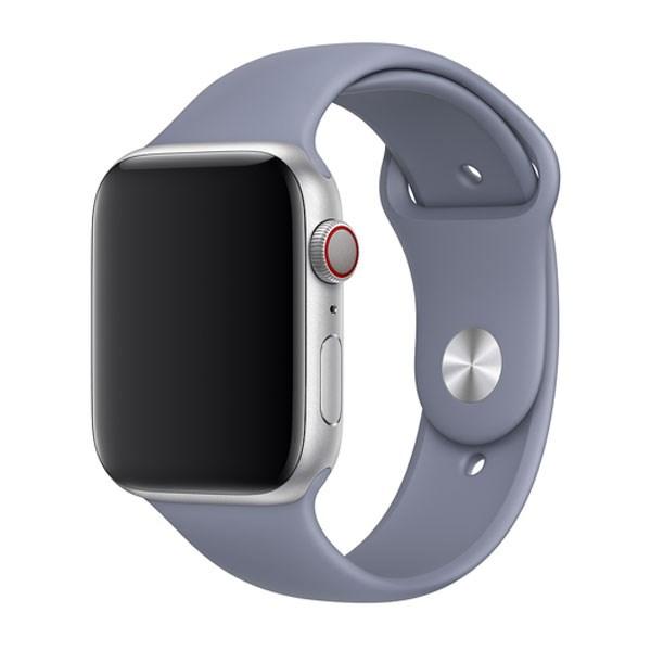 Dây đeo Apple Watch 44mm Apple Sport Band MTPP2 Xám