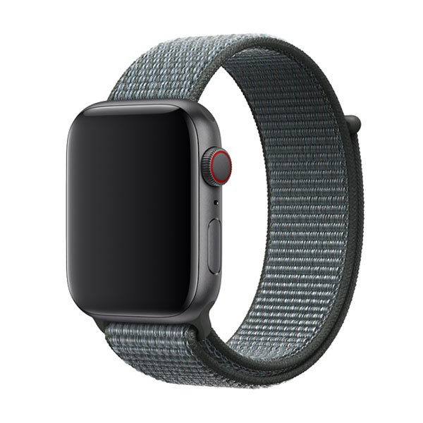 Dây đeo Apple Watch 40mm Apple Sport Loop MTM02 Xám đậm