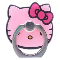 Móc dán điện thoại iRing Kitty Trắng RingCK027
