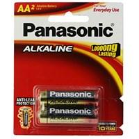 Pin AA 2 viên Panasonic Alkaline LR6T/2B-V