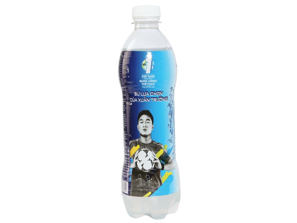 6 chai nước uống Isotonic Revive muối khoáng 500ml 36
