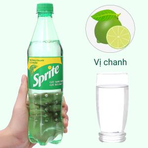 Nước ngọt Sprite hương chanh 600ml
