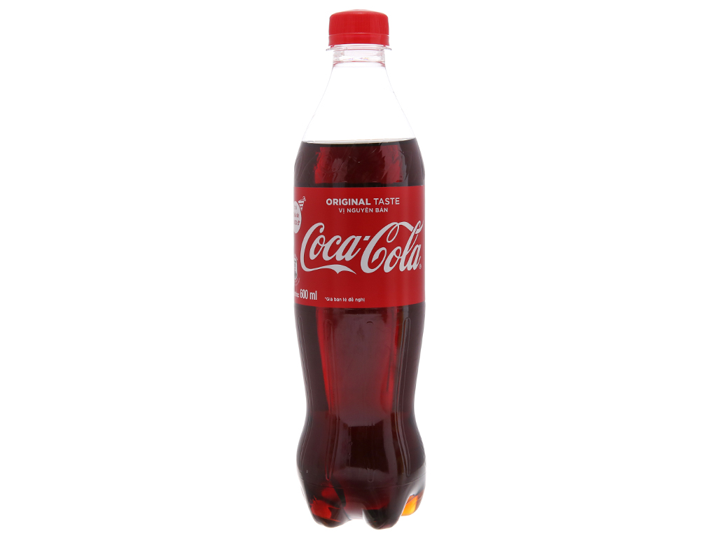 Nước ngọt Coca Cola 600ml 1