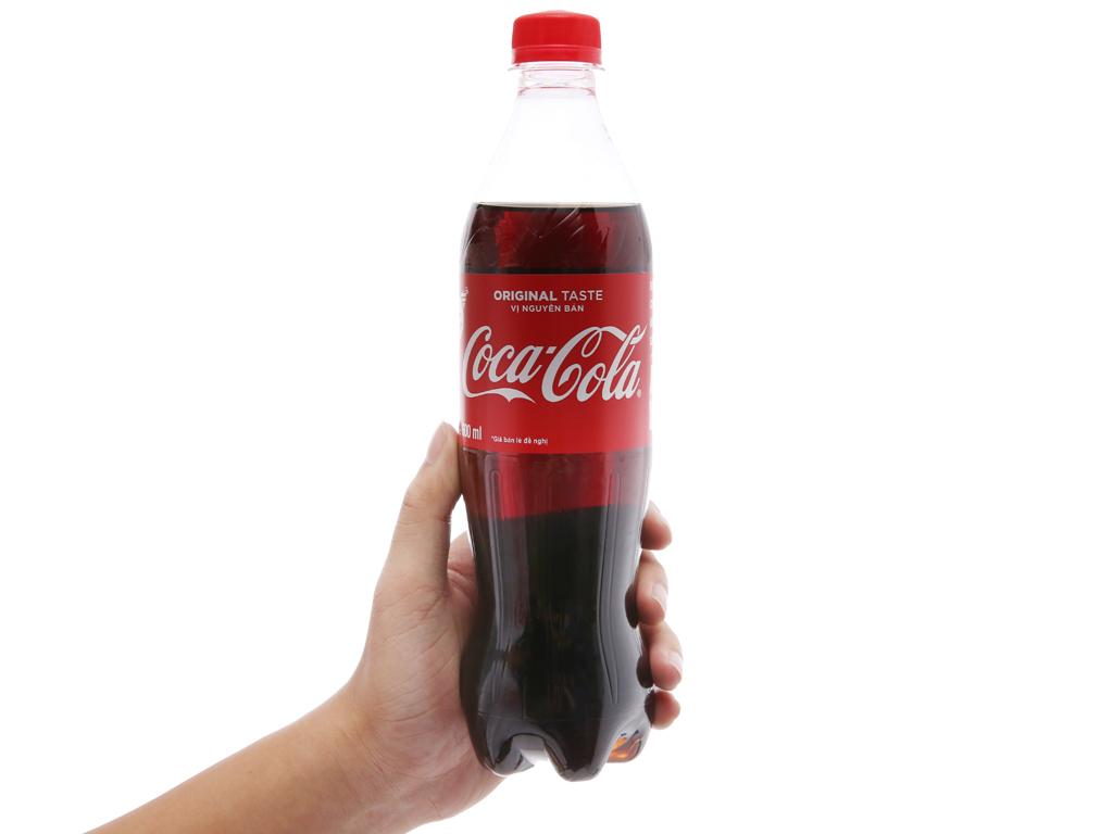 Nước ngọt Coca Cola 600ml 4