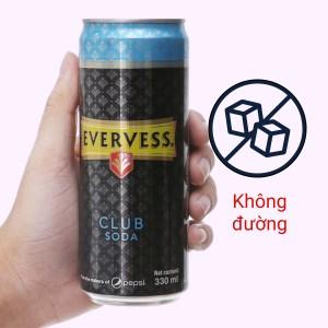 Evervess Club Soda 330ml