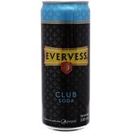 Soda Evervess Club lon 330ml