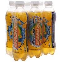 Nước ngọt Revive vị Chanh muối chai 390ml (6 chai)