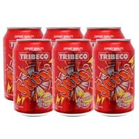 Nước ngọt Tribeco hương Xá Xị lon 330ml (6 lon)