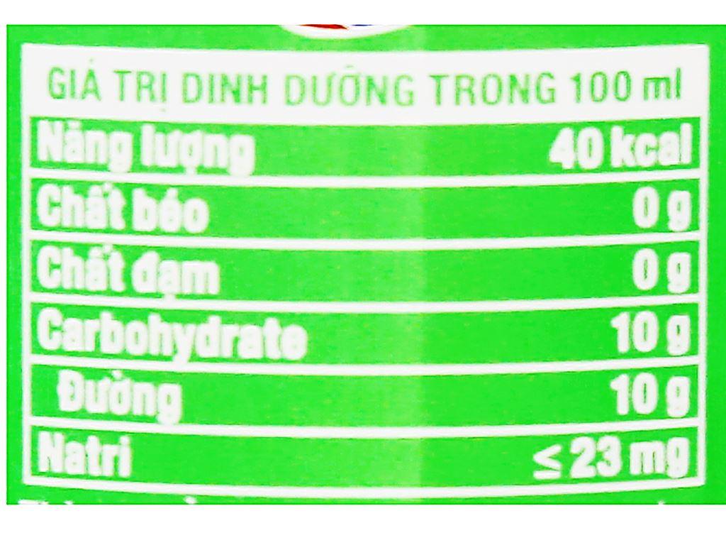 6 lon nước ngọt Fanta vị soda kem 330ml 5