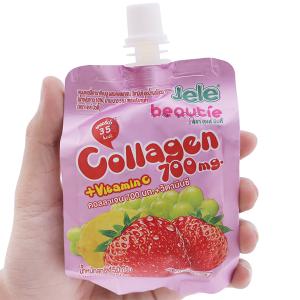 Nước ép trái cây thạch Jele Beautie Collagen 150g