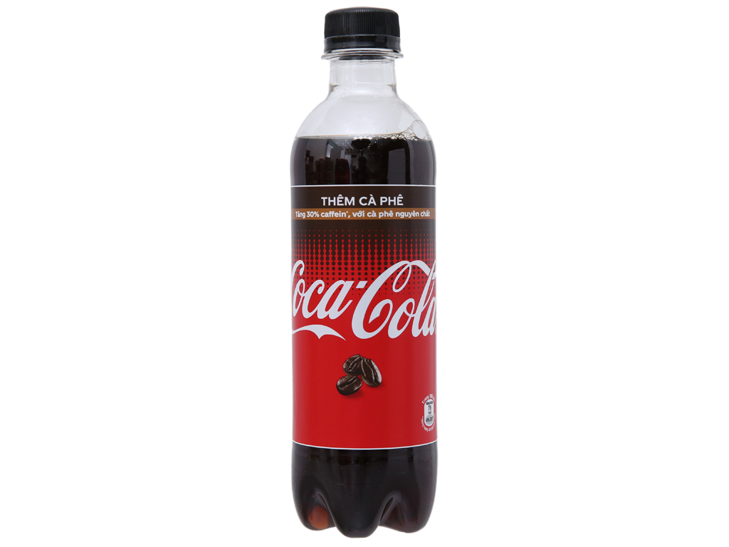 Nước tăng lực Coca Cola cà phê 390ml 2