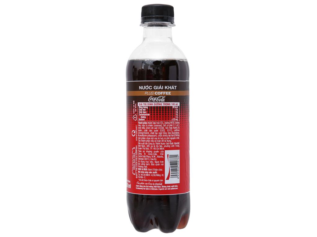Nước tăng lực Coca Cola cà phê 390ml 3