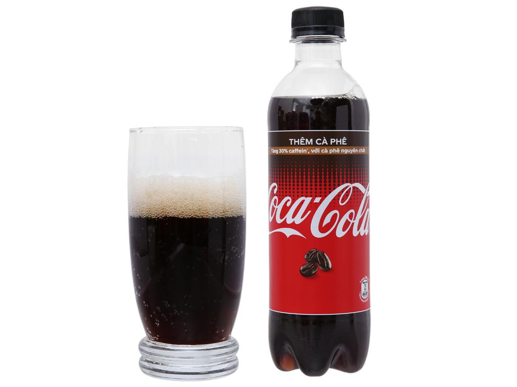 Nước tăng lực Coca Cola cà phê 390ml 5
