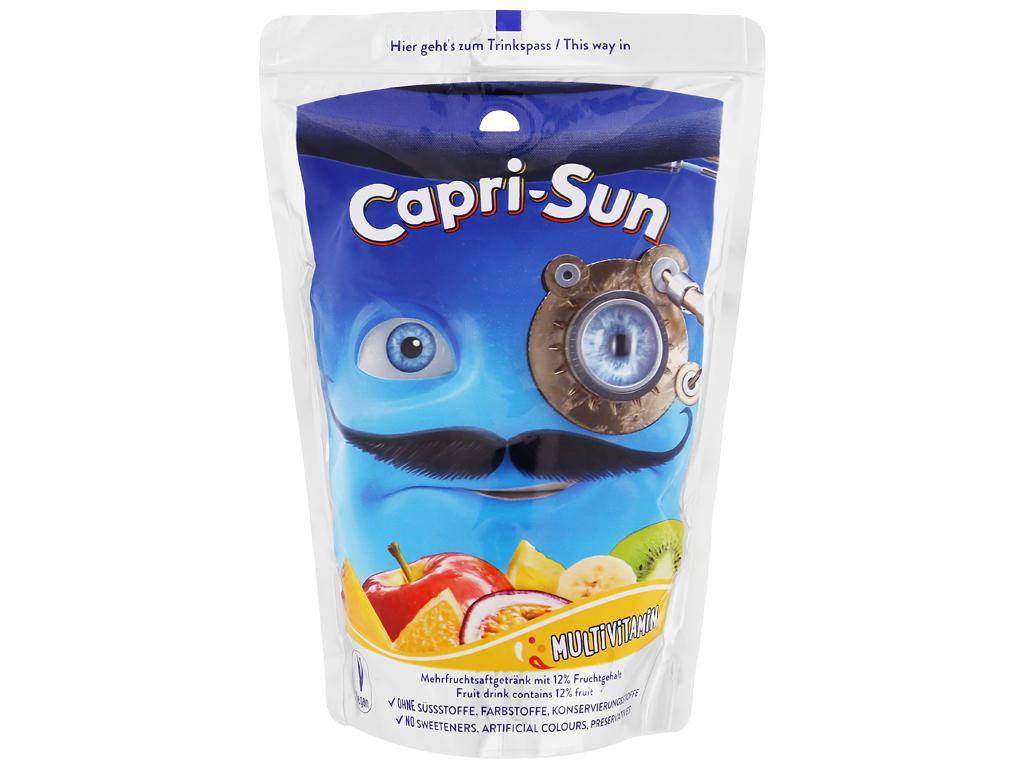 Nước ép trái cây Capri-Sun hỗn hợp 200ml 1