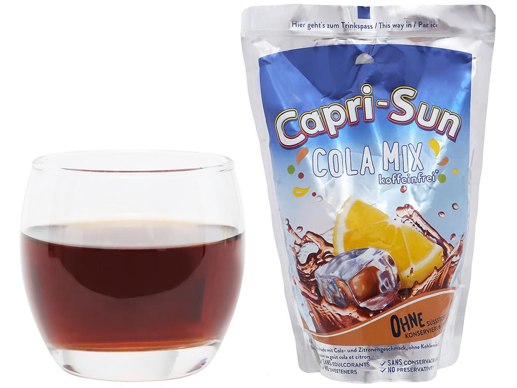 Nước ép trái cây Capri-Sun vị cola 200ml 99