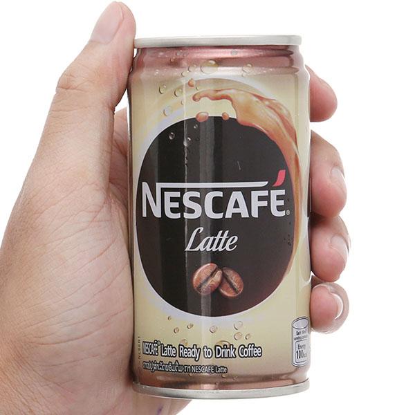 Cà phê đen NesCafé Latte 180ml