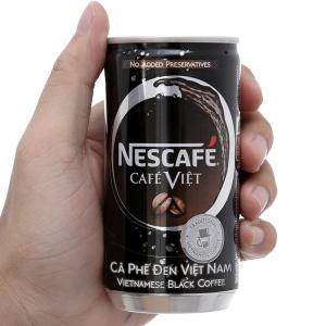 Cà phê đen NesCafé Café Việt 170ml