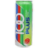 Nước ngọt có ga Isotonic 100Plus hương Chanh lon 325ml