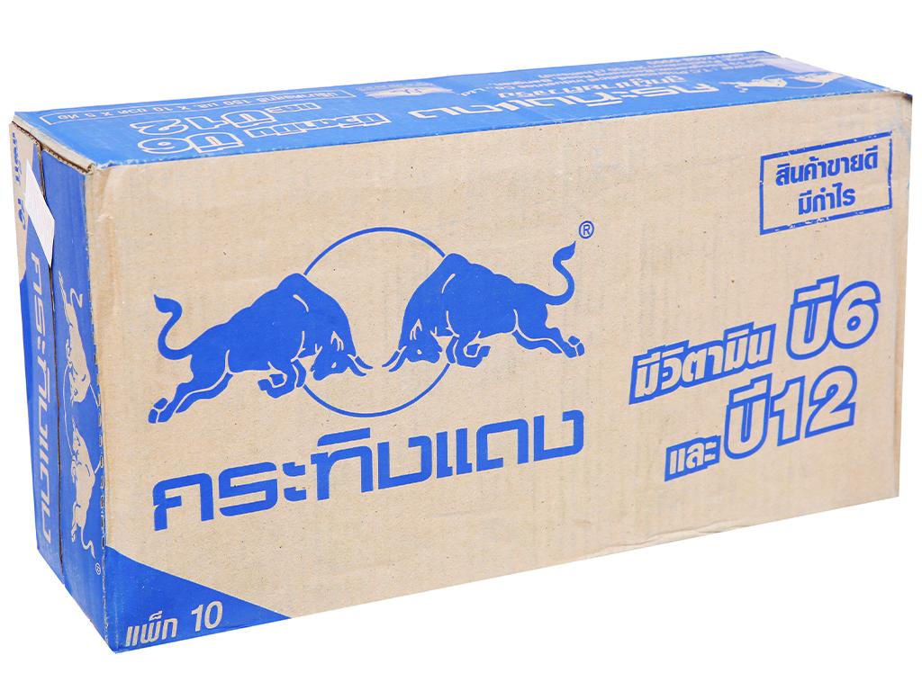 Thùng 50 chai nước tăng lực Redbull 150ml 1