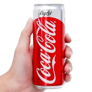 Nước ngọt Coca Cola Light 330ml