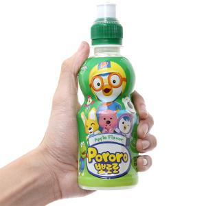 Nước trái cây Pororo vị táo 235ml