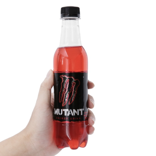Nước tăng lực Mutant Energy Red Dawn 350ml