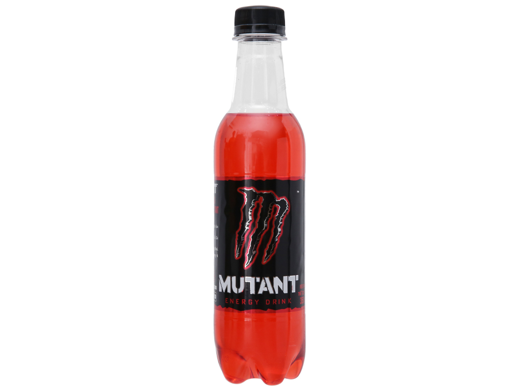 Nước tăng lực Mutant Energy Red Dawn 350ml 2