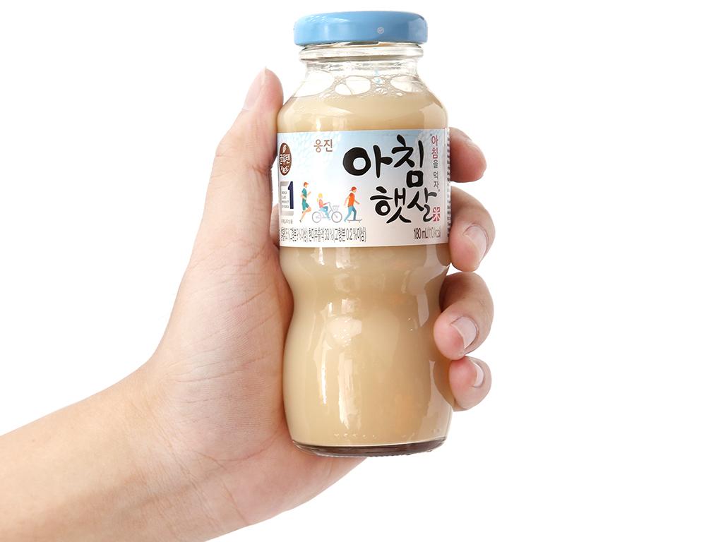 Nước gạo Hàn Quốc Woongjin 180ml 5