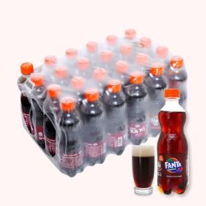 24 chai nước ngọt Fanta hương xá xị 390ml