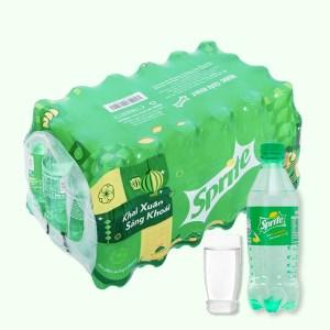 Thùng 24 chai nước ngọt Sprite hương chanh 390ml