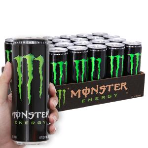 Thùng 24 lon nước tăng lực Monster Energy 355ml