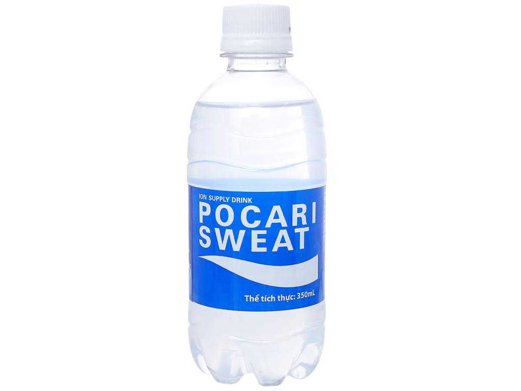Thùng 24 chai nước khoáng i-on Pocari Sweat 350ml 7