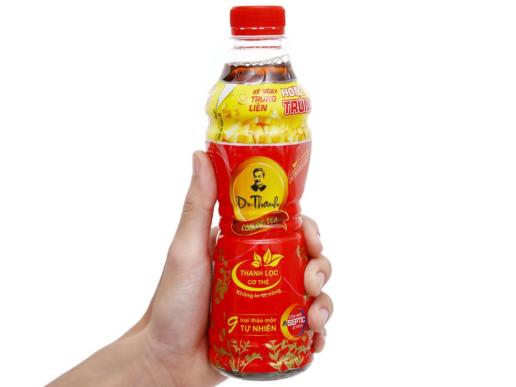 Thùng 24 chai trà thanh nhiệt Dr.Thanh 455ml 10