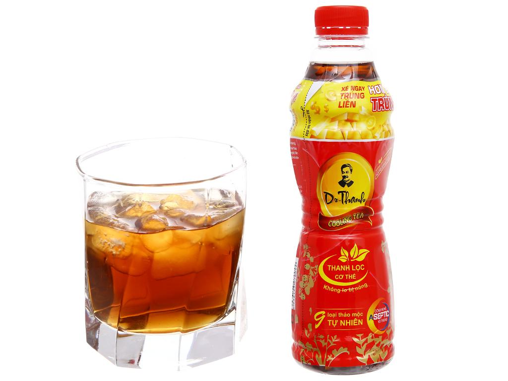 Thùng 24 chai trà thanh nhiệt Dr.Thanh 455ml 9