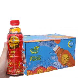 Thùng 24 chai trà thanh nhiệt Dr.Thanh 330ml