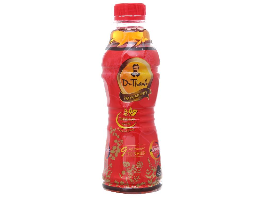Thùng 24 chai trà thanh nhiệt Dr.Thanh 330ml 2