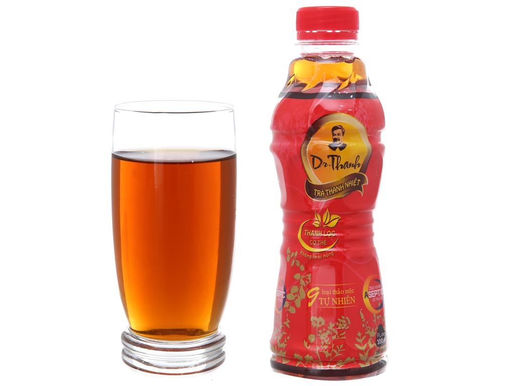 Thùng 24 chai trà thanh nhiệt Dr.Thanh 330ml 5