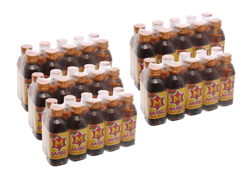 Thùng 50 chai nước tăng lực M-150 B6 và B12 150ml 1