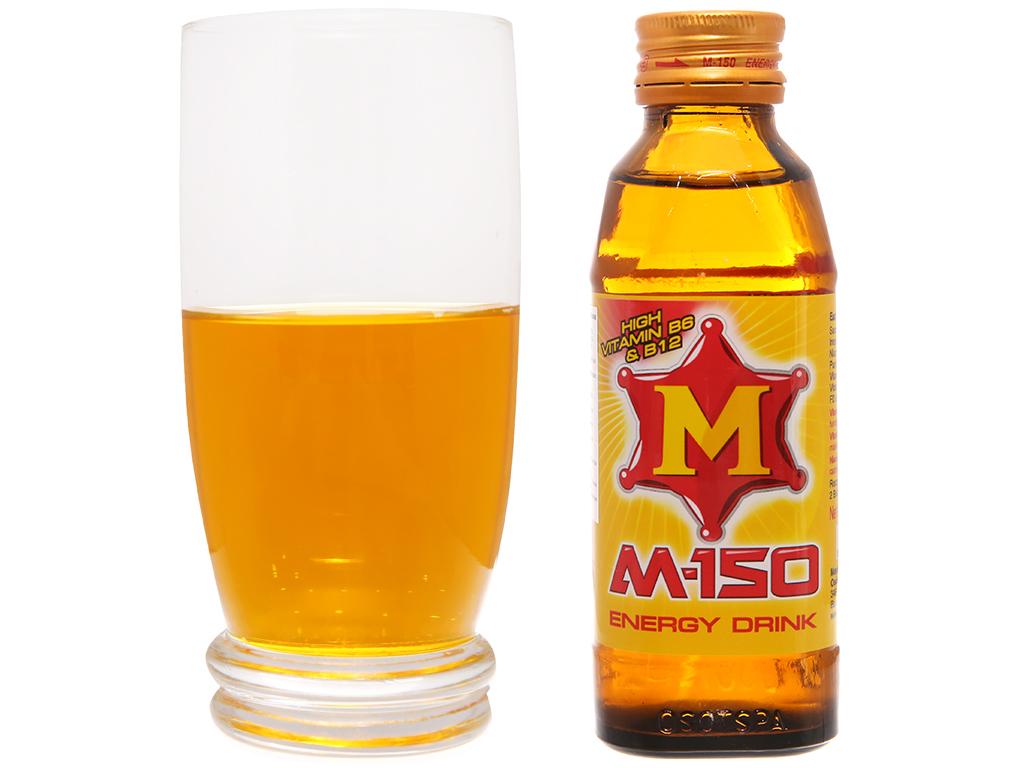 Thùng 50 chai nước tăng lực M-150 B6 và B12 150ml 4