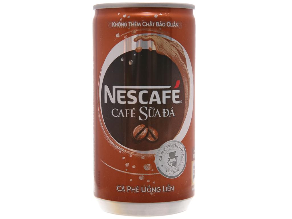 Cà phê sữa đá NesCafé 170ml 1